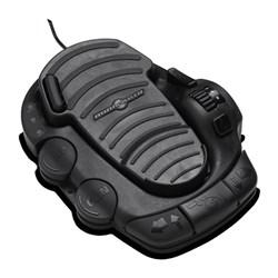 Product #  1866080 <ul> <li>Corded Foot Pedal</li> <li>Heel/Toe Pedal or Left/Right Button Steering</li> <li>Rotary Speed Control Dial</li> <li>Momentary/Constant on Toggle</li> <li>AutoPilot On/Off Toggle</li> <li>Waterproof Connector Plug</li> <li>Plug-n-play</li> </ul> <br /> Note: Works in Conjunction w/ CoPilot