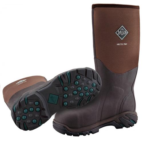 muck boots unisex arctic pro steel toe