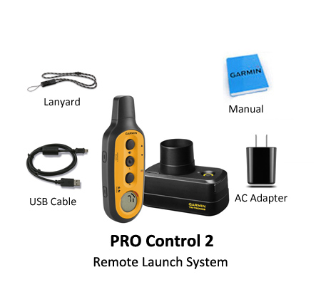 garmin pro control 2 remote launch system
