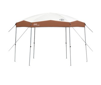 coleman 10 ft x 12 ft instant canopy