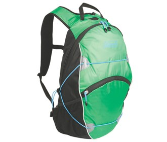 coleman glacier basin 15l ultra light trek pack