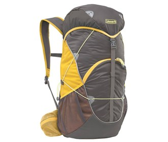coleman glacier basin 30l ultra light trek pack