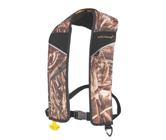 stearns 24g manual inflatable life jacket