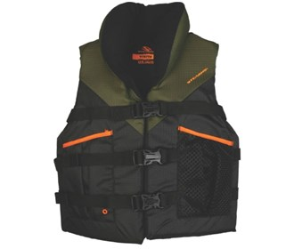 stearns high performance youth life vest
