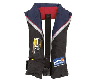 stearns sospenders 33g auto manual inflatable vest