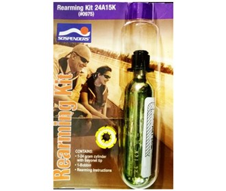 stearns rearming inflatable kit