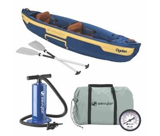 sevylor ogden 2 person canoe combo