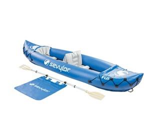 sevylor fiji 2 person kayak