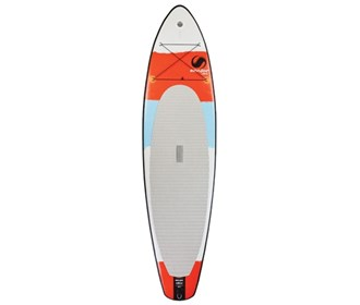 sevylor willow inflatable stand up paddleboard