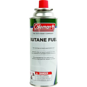 coleman canister butane fuel