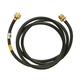 coleman 8 ft high pressure propane extension hose