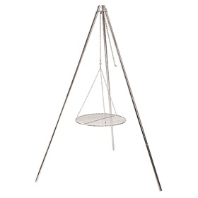 coleman lantern tripod grill hanger