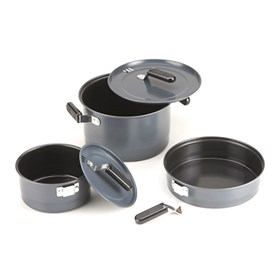 coleman family cookset 6 piece