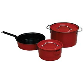 coleman family cookset