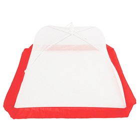 coleman rugged XL food cover