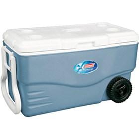 coleman 100 quart xtreme 5 wheeled cooler