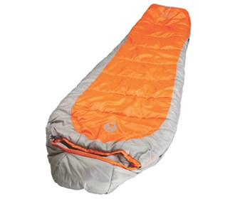 coleman silverton 150 adult mummy sleeping bag