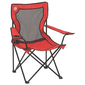 coleman quad mesh broadband chair