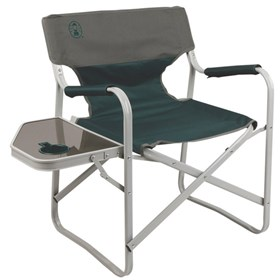 coleman outpost elite deck chair