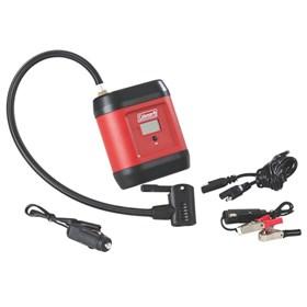 coleman powersport 12v air compressor
