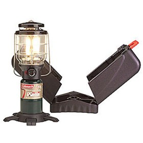 coleman northstar propane lantern with hard carry case