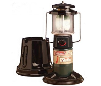 coleman 2 mantle quickpack propane lantern