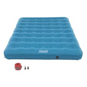 coleman durarest plus single high queen size airbed