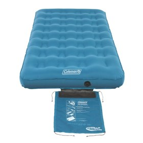 coleman durarest single high twin size airbed