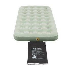 coleman single high plus queen size airbed