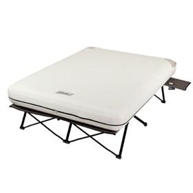 coleman airbed cot queen