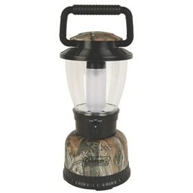 coleman cpx 6 rugged realtree ap camo led lantern