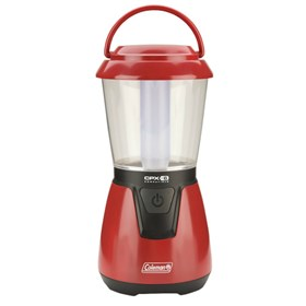 coleman cpx6 clt 10 led lantern red