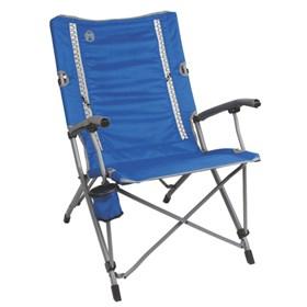 coleman comfort smart interlock suspension chair