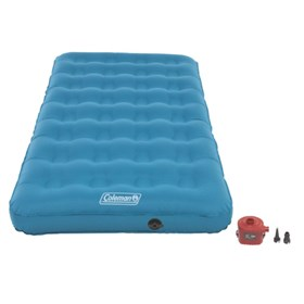coleman durarest plus single high twin size airbed