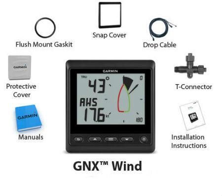 garmin gnx wind