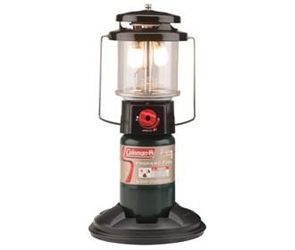coleman deluxe 2 mantle instastart quickpack propane lantern