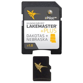 humminbird lakemaster plus dakotas nebraska microsd