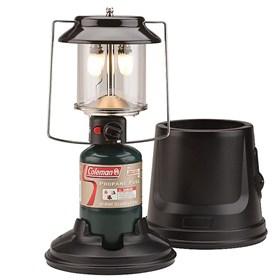 coleman 2 mantle instastart quickpack lantern
