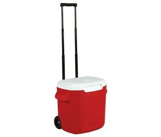 coleman 16 quart personal wheeled cooler