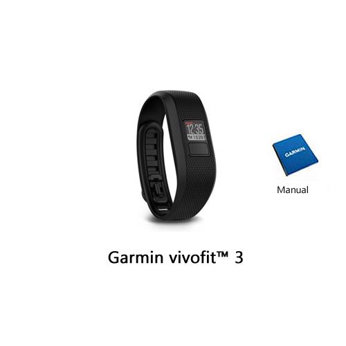 garmin vivofit3