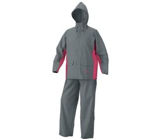 coleman women pvc poly suit grpk m