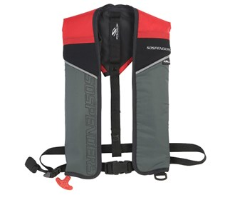 stearns sospenders auto manual inflatable life jacket