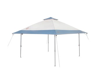 coleman 13 ft x 13 ft instant lighted evade canopy