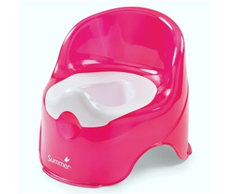 summer infant lil loo toddler potty raspberry