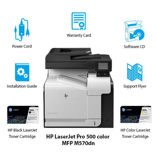 HP Business Printer cz271a
