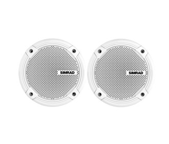 simrad 6 5 2 way marine speakers