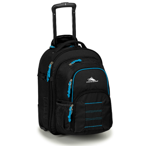 high sierra ultimate access wheeled backpack
