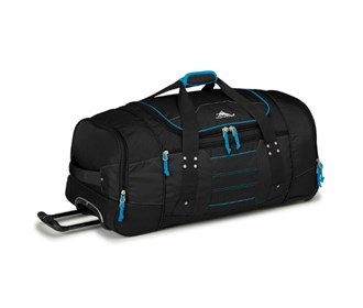 high sierra 30 in wheeled duffel