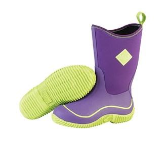 childs hale purple green