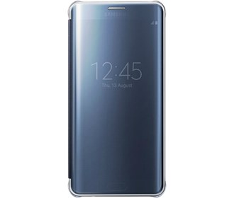 samsung s view flip cover clear for s6 edge plus